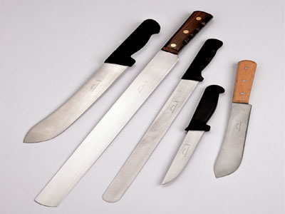 Butchers and Cooks Knives