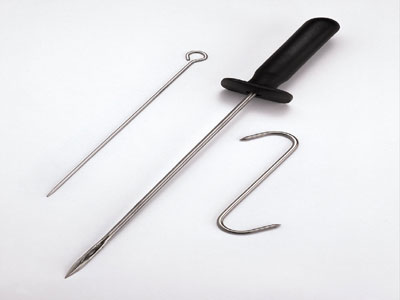 S Hooks, Skewers and Needles